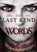 Download Last Kind Words Free Movie