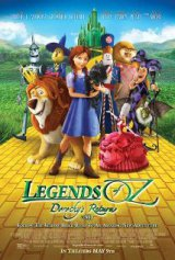 Download Legends of Oz Dorothy's Return 2013 Movie Online
