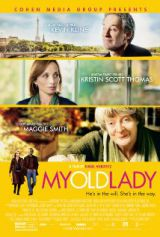 Download My Old Lady 2014 Full Movie