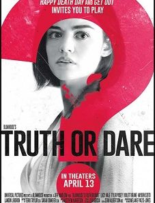 Truth or Dare 2018