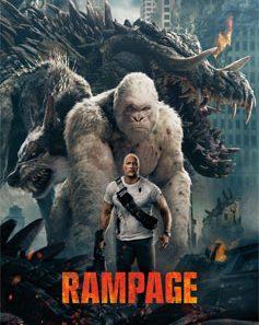 Rampage_poster 2018