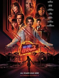 Bad Times at the El Royale 2018