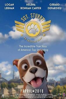 Sgt Stubby An American Hero 2018