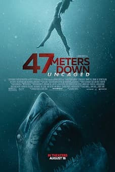 47 Meters Down-Uncaged 2019