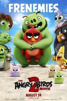 The Angry Birds Movie 2 2019