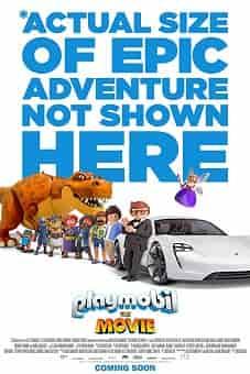 Playmobil-The Movie 2019