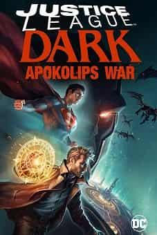 Justice League Dark-Apokolips War 2020