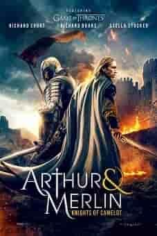 Arthur & Merlin Knights of Camelot 2020
